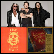 Rock and rise the Hollywood Vampires !
