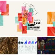 Yves Saint Laurent – Les coulisses de la haute couture à Lyon: une histoire d'amour