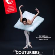 Exposition Couturiers de la danse: la mode au service du geste