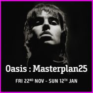 Masterplan 25 - Michael Spencer Jones - Iconic & Unseen Photographies of OASIS : Definitely Maybe un quart de siècle en photo ...