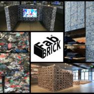FabBRICK: textiles recyclés et architecture écolo