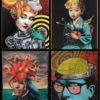 A l'avant garde: compositions ubuesques by Kass Copeland