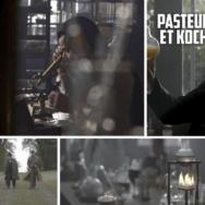 Documentaire - Pasteur et Koch : un duel de géants dans le monde des microbes