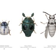 A l'avant-garde: Richard Wilkinson - Arthropoda Iconicus