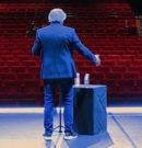 Alévêque devant Le Trou Noir: le monde comme un théâtre de l'absurde absolu