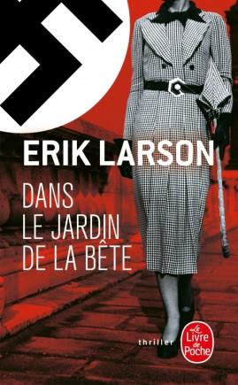 couverture du livre Dans le jardin de la bête