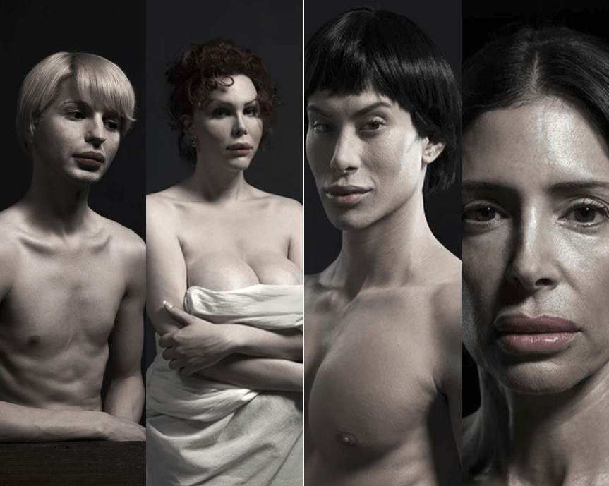 Phillip Toledano - A new kinf of beauty