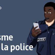 Gardiens de la paixsur ARTE Radio : «Je suis obligé de rester correct parce que je suis flic»