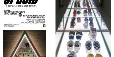 exposition Playground sneakers