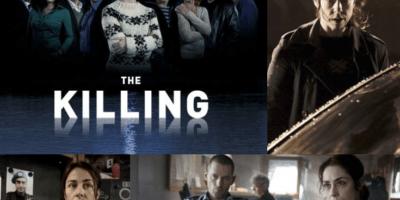 photos de la série the Killing
