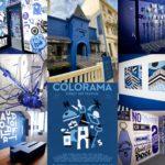 COLORAMA Street Art Festival2020 : une cinquième édition en bleu!