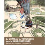 «Le Château de Versailles dans la bande dessinée»: quand la demeure du Roi-Soleil inspire le 9eme art