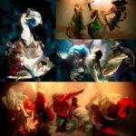 A l'avant-garde: Christie Lee Rogers ou le néo-baroque aquatique