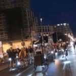 Solution culturelle anti COVID: la techno à vélo!