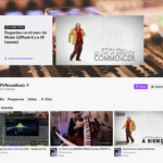 En passant par Youtube #2 : Pv Nova s'installe sur Twitch