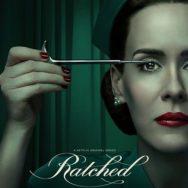 Affiche de la série Ratched de Ryan Murphy