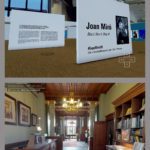 Expositions virtuelles: les trois bleus de Miró ou la maison Autrique?