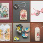A l'avant garde:  Ruby Silvious entre miniature et recyclart