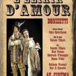 Opéra / L'élixir d'amour : quand Donizetti rencontre Lucky Luke et Buster Keaton