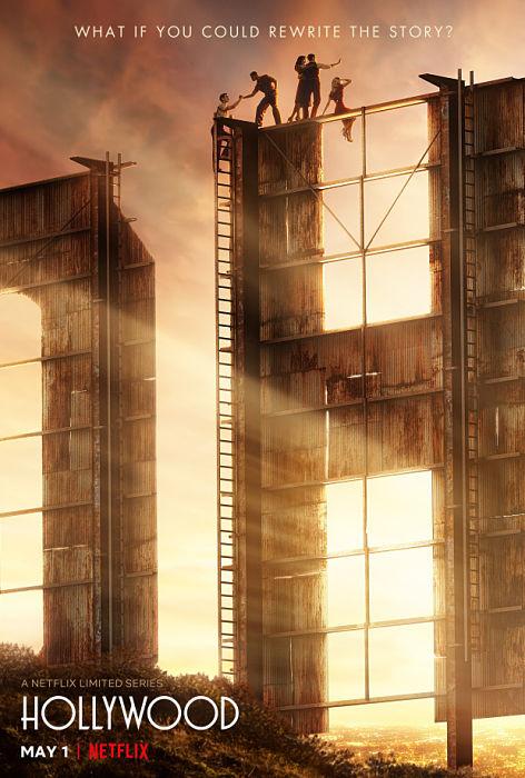 Affiche de la série Hollywood