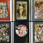 A l'avant-garde: Alexander Korzer-Robinson, collagiste encyclopédique