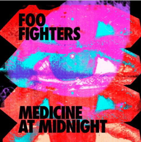 couverture de l'album Medecine at midnight des Foo Fighters