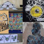 Pour l'amour de l'art: les artistes de Nantes s'exposent à ciel ouvert