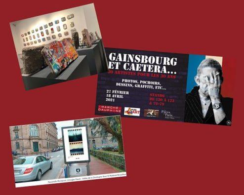 expositions paris gainsbourg limoges