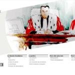 Exposition virtuelle Traits de justice : dessine-moi un procès