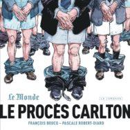 couverture du livre le Procès Carlton