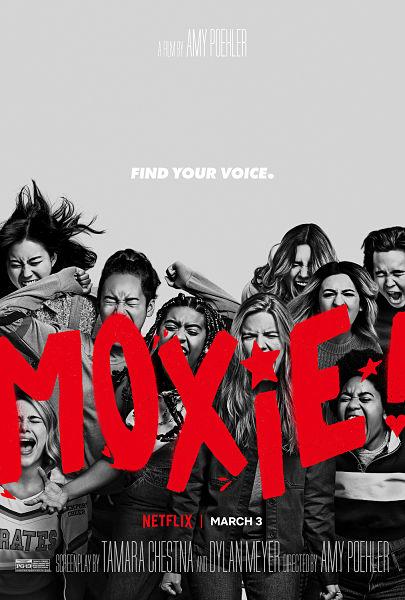 affiche du film Moxie