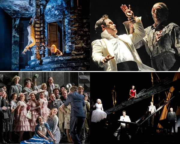 opéra de Mozart don giovanni mis en scène par Jonathan Kent