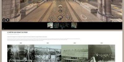 expositions virtuelles basilique saint denis ou ligne 4 du métro