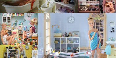 dioramas de mariel clayton