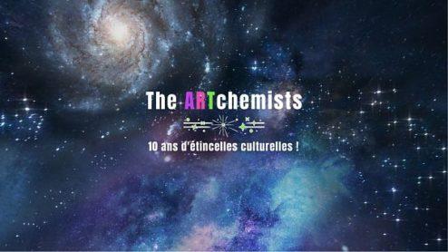 the artchemists 10 ans