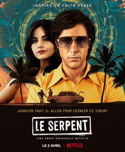 affiche de la serie le serpent