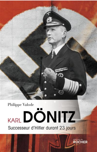 couverture de la biographie Karl Donitzz