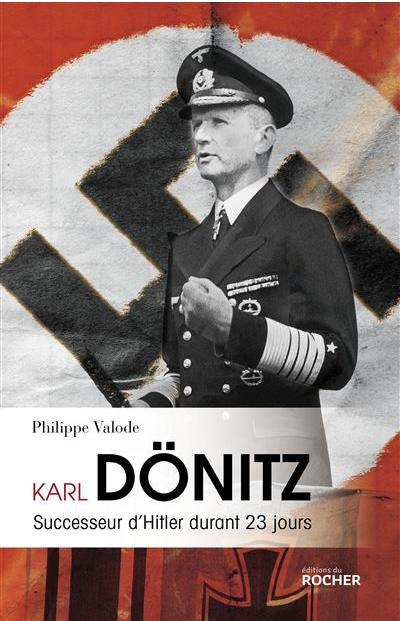 couverture de la biographie Karl Donitzz