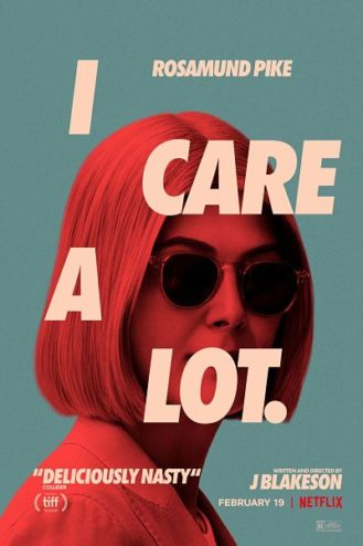 affiche du film I care a lot