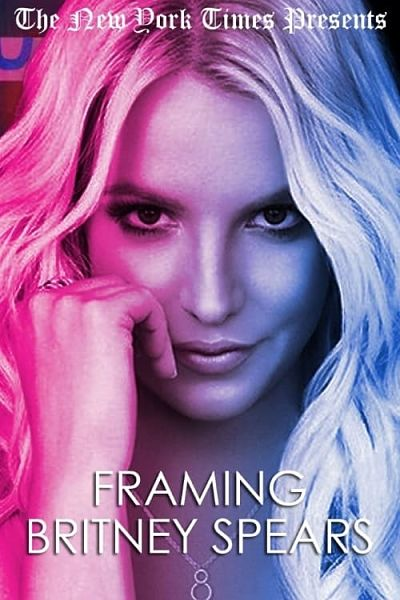 affiche documentaire framing britney spears