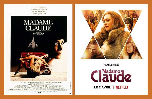 affiche des films madame claude