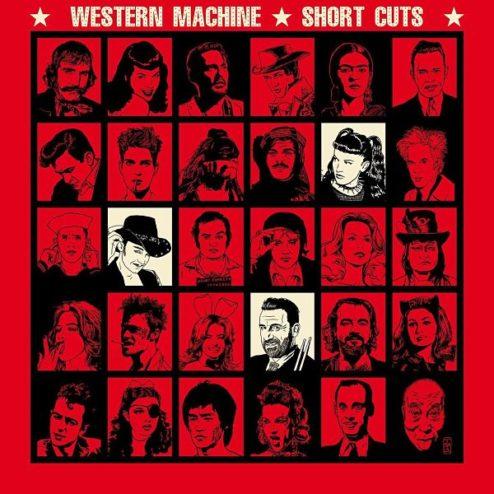 pochette de l'album Short cuts de western machine