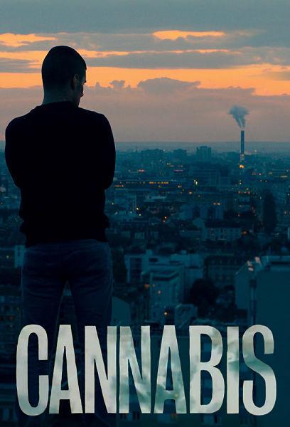 affiche série cannabis