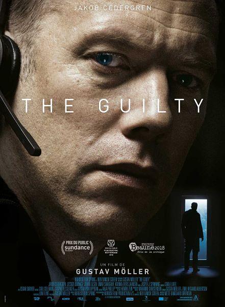 affiche du film The Guilty