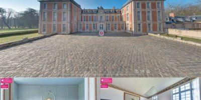 exposition virtuelle chateau de chamarande