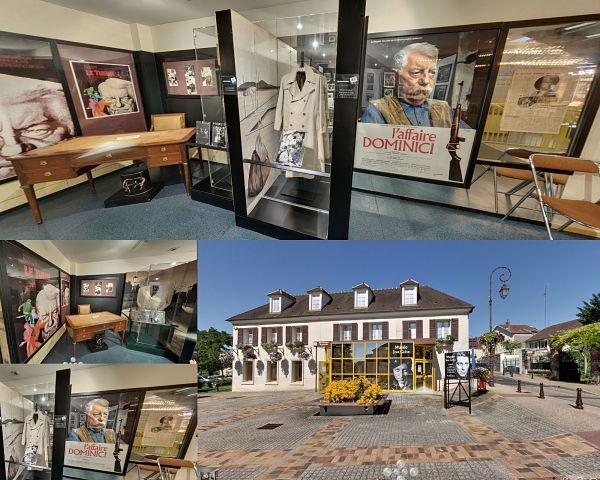 visite virtuelle du musée jean gabin sur wherevart