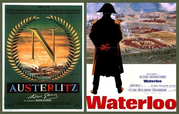 affiches films batailles napoleon