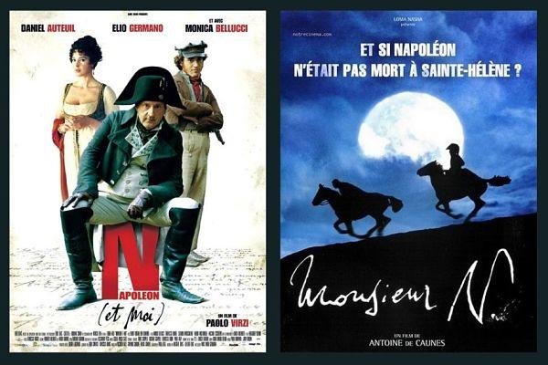 affiches films mystere napoleon