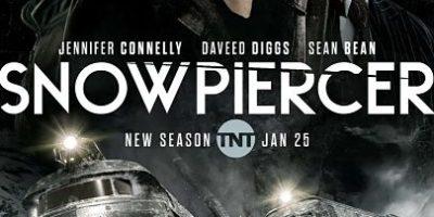 affiche saison 2 de la série snowpiercer