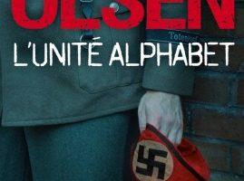 couverture du roman L'unité alphabet